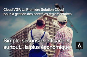 Cloud VGP Contrôle Réglementaire